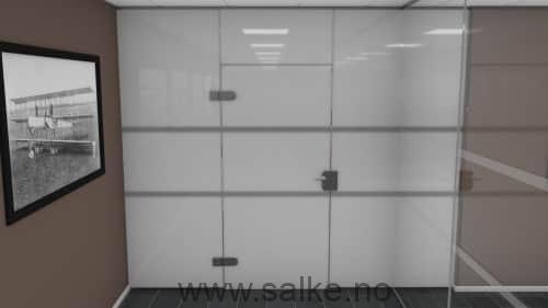 Smartglass på kontor